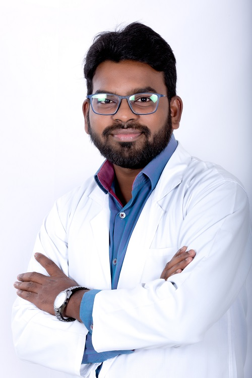 Mahesh Chinta Pediatric dentist